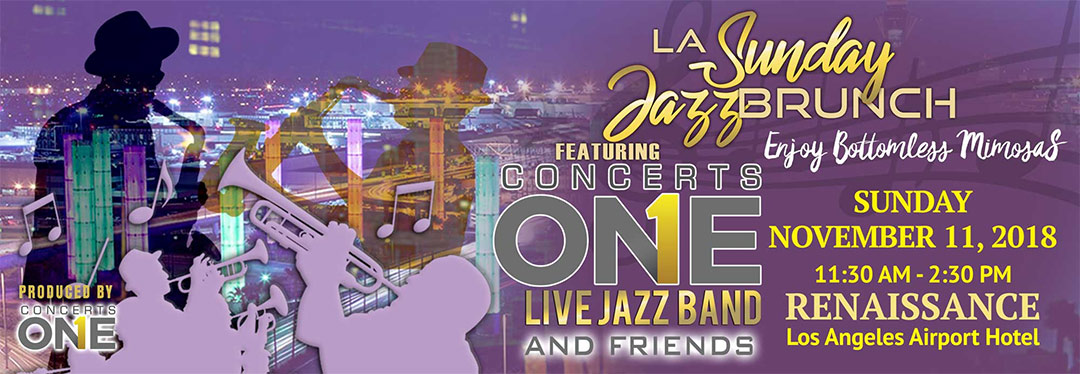 LA Sunday Jazz Brunch - Concerts One