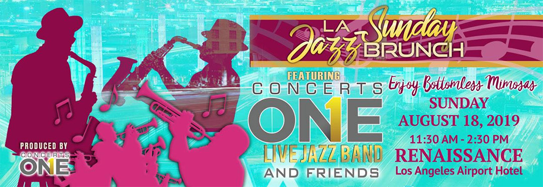 LA Sunday Jazz Brunch